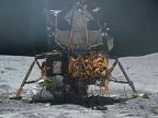Apollo 16 na powierzchni Księżyca / Fot. NASA
