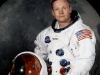 Neil Armstrong - pierwszy człowiek na Księżycu. Fot. NASA