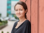 Dr Agata Sowińska z Katedry Filologii Klasycznej UŚ. Fot. Agnieszka Szymala