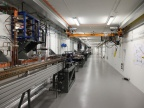 Akcelerator liniowy. Fot. Zespół Solaris