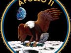 Emblemat Apollo 11. Fot. NASA