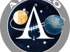 Logo programu Apollo. Fot. NASA