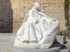 Pomnik św. Teresy w Ávili (Hiszpania)