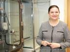 Dr Bożena Łosiewicz kieruje pracami Laboratorium Badań Korozyjnych