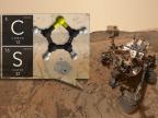 Curiosity odkrył starożytne cząsteczki organiczne w kraterze Gale. Credit: NASA's Goddard Space Flight Center