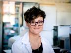 Dr Agata Daszkowska-Golec z Katedry Genetyki UŚ Fot. Archiwum dr Agaty Daszkowskiej-Golec