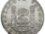 Dolar hiszpański z 1739 roku