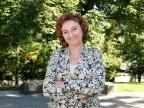 Dr Katarzyna Marcol z Zakładu Studiów Globalnych Uniwersytetu Śląskiego Fot. Sekcja Prasowa UŚ