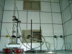 Opatentowana aparatura służąca do przeprowadzania wymiany jonowej. Fot. dr Julita Piecha