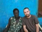 Dr hab. Maciej Kurcz w Dżubie (Sudan) / Fot. Maciej Kurcz
