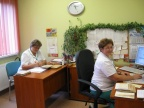 Stereotyp śląskiej kobiety już dawno upadł. Pielęgniarki pracujące w Przychodni Zdrowia w Gostyni. Fot. Urszula Swadźba
