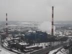 Sosnowiec - widok z dachu Wydziału Nauk o Ziemi UŚ