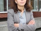 Dr Katarzyna Niemczyk z Zakładu Historii Średniowiecznej w Instytucie Historii UŚ