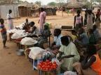 Bazar w Dżubie (Sudan) / Fot. Maciej Kurcz