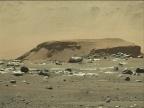 Wychodnia skalna nazwana Kodiakiem. Zdjęcie wykonane przez Pereseverance 22 lutego 2021 roku   Image credit: NASA/JPL-Caltech/ASU/MSSS