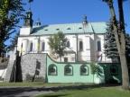 Sanktuarium Matki Boskiej Leśniowskiej, część zespołu klasztornego oo. paulinów | fot. Maria Sztuka
