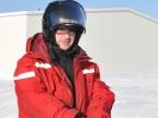 Dr Mariusz Grabiec z z Katedry Geomorfologii Uniwersytetu Śląskiego. Fot Dariusz Ignatiuk