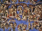 Fresk w Kaplicy Sykstyńskiej – Sąd Ostateczny