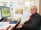 Prof. Mirosław Małuszyński pracował także przez 21 lat w Wiedniu, gdzie kierował Sekcją Genetyki i Hodowli Roślin w Międzynarodowej Agencji Energii Atomowej (IAEA)