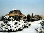 Planetarium Śląskie zimą (Foto: Jacek Szczepanik)