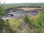 Różnorodność siedlisk jako efekt uboczny eksploatacji surowców mineralnych   fot. Gabriela Woźniak