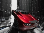 Tesla Roadster firmy SpaceX. Fot. SpaceX