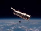 Teleskop Hubble'a w pełnej okazałości (foto: NASA / ESA)