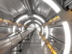 Wnętrze projektowanego tunelu. Źródło: CERN