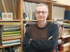 Prof. dr hab. Wiesław Kaczanowicz, Instytut Historii Uniwersytetu Śląskiego w Katowicach. Fot. Małgorzata Kłoskowicz