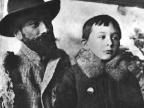 Młody Witkiewicz z ojcem (ok. 1893 r.)