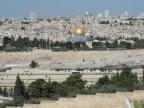 Panorama Jerozolimy, widok z Góry Oliwnej. Fot. Jerzy Myszor
