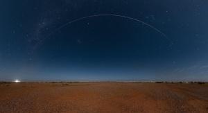 Droga do lądowania kapsuły wyrzuconej przez sondę Hayabusa2. Źródło: JAXA