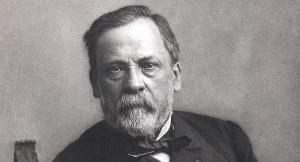 Portret Louisa Pasteura