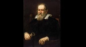 portret Galileusza autorstwa Justusa Sustermansa, źródło: domena publiczna - Wikipedia