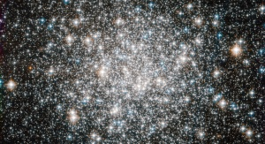 Gromada kulista M68 (HST). Image Credit: ESA/Hubble & NASA - http://www.spacetelescope.org/images/potw1231a/