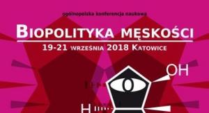 Biopolityka męskości - plakat