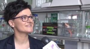 Dr Agata Daszkowska-Golec z Katedry Genetyki na Wydziale Biologii i Ochrony Środowiska Uniwersytetu Śląskiego