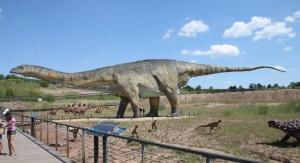 Amficelias (Amphicoelias fragillimus), największy dinozaur, jaki chodził po Ziemi