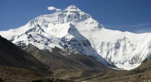 Mount Everest (wys. 8848 m n.p.m.). Fot. Pixabay