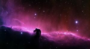 Mgławica Koński Łeb. Fot. NASA