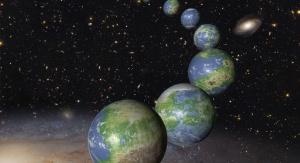 Wizja artystyczna ziemiopodobnych planet, które jeszcze się nie narodziły / Fot. NASA / ESA / G. Bacon (STScI)