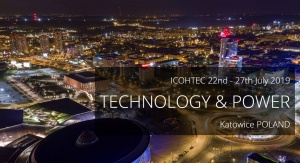 ICOHTEC 22nd - 27th July 2019