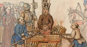 """Wystawa pt. """"Jan Hus 600 lat"""""""