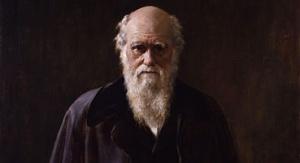 Karol Darwin (obraz Johna Colliera z 1881 roku). Fot. wikipiedia.org