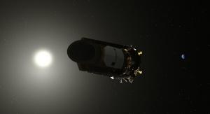 Kosmiczny Teleskop Keplera. Image Credit: NASA