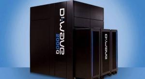 Wykład nt. komputerów kwantowych. Fot D-Wave Systems Inc.