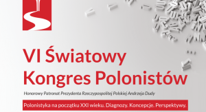 VI Światowy Kongres Polonistów