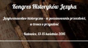 Kongres Historyków Języka