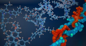 Naukowcom udało się opracować sposób na wiązanie łańcuchów w skali nano. Credit: Peter Allen