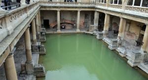 Starożytne łaźnie rzymskie w Bath. Fot. pixabay.com